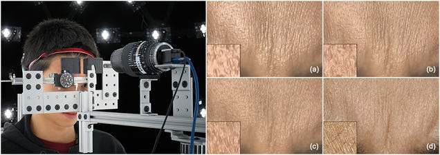 A Graphics Breakthrough Makes Perfect CGI Skin