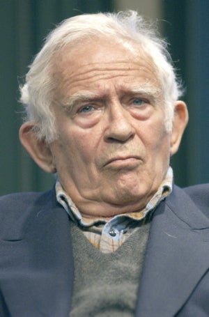 Harvard Wants To Know Who Norman Mailer Was Boning, And How