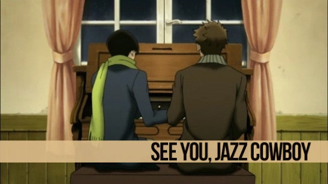 From The Creators of Cowboy Bebop, a Dreamlike Ode to Youth, Love and Jazz