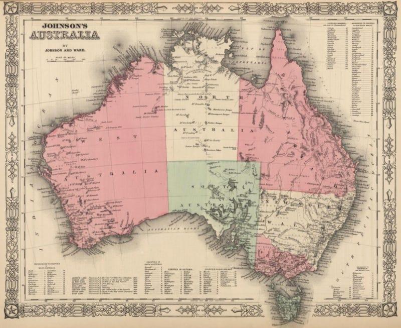 Australia's Secret History as a White Utopia