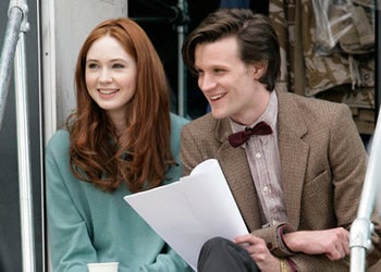 Scarier Monsters And Super-Creepy Doctor/Companion Relationships In New Who?