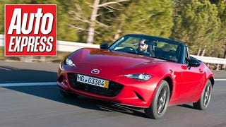 Here's The First Video Review Of The 2016 Mazda Miata