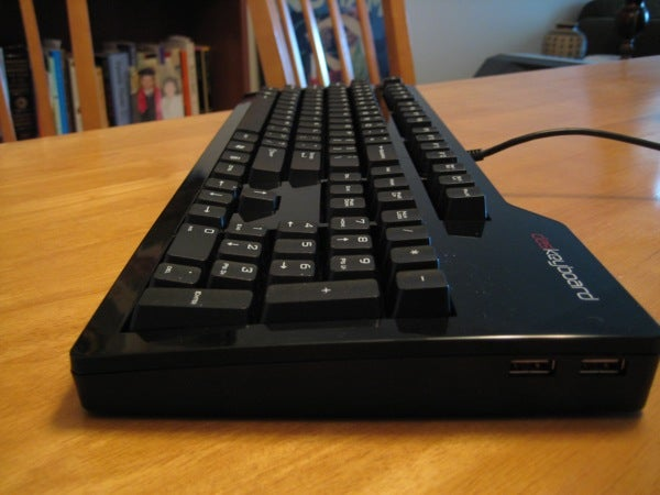 "Lightning Review: The ""Clicky"" Das Keyboard Professional"