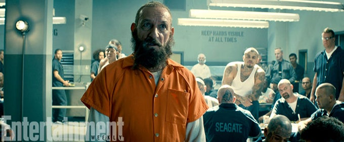 First Look at The Mandarin short shows Trevor jailed but not defeated