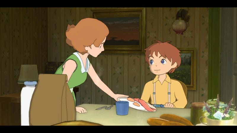I Played Ten Minutes Of Studio Ghibli's Stunning, Dreamy Ni no Kuni