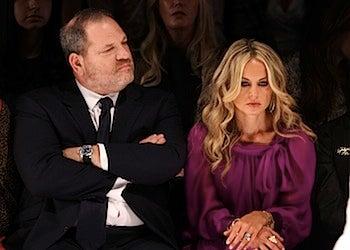 Everyone From Runway Now Suing Harvey Weinstein