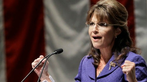 Sarah Palin Proves She's Not 'Anti-Rap'