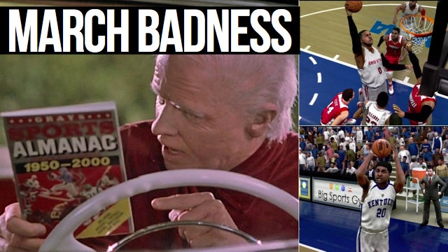 Biff Tannen Final Four Special: Ohio State Wins the National Championship