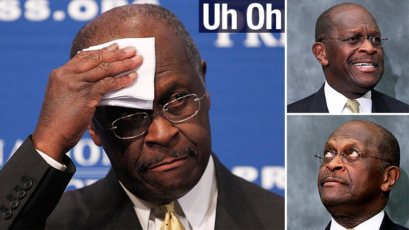 Third Woman Accuses Herman Cain of Sexual Harassment