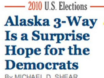Times Very Excited for 'Alaska Three-Way'