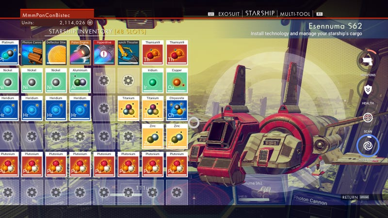 The No Man's Sky Player Who Still Hasn't Left His First Planet