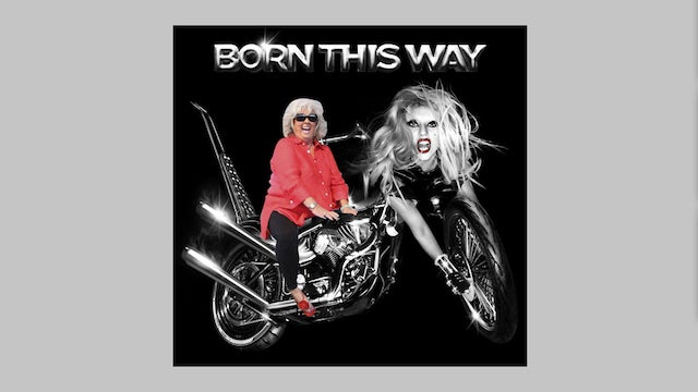 The Best Parodies of Lady Gaga's New Album Cover
