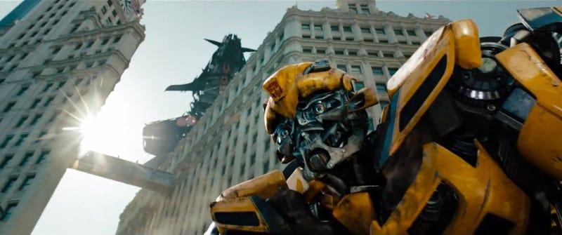 Transformers 3 screencaps