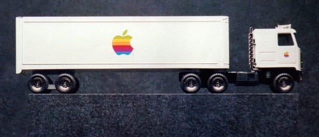 The Weirdest Products Apple Tried To Sell In the 1980s