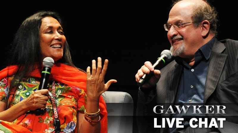 A Discussion With Salman Rushdie and Midnight's Children Director Deepa Mehta
