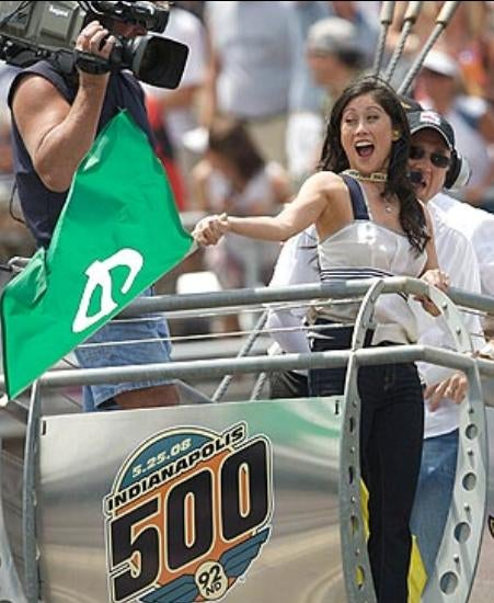 For Your Viewing Pleasure: Kristi Yamaguchi Also Has Free Nights and Weekends