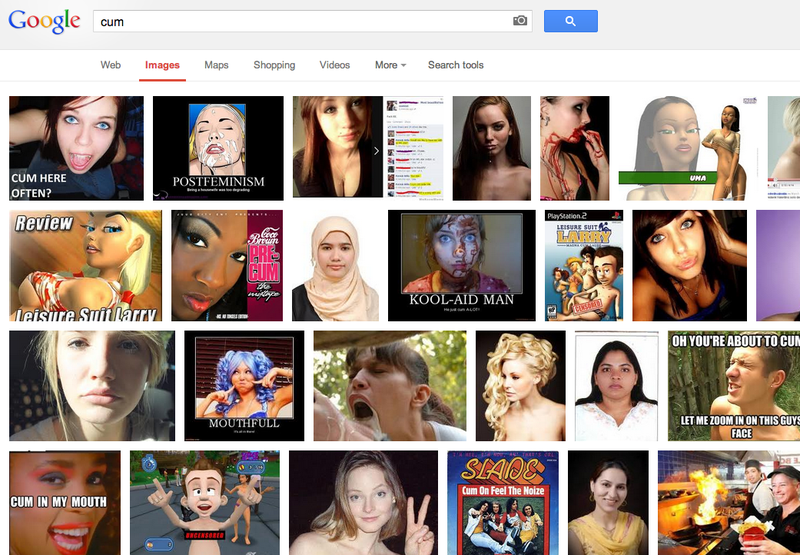 Google Is Blocking Porn (Duh, NSFW) (Updated)