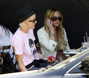 Lindsay Lohan To Ashley Olsen: Back Off Of My Girl Sam
