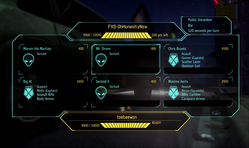XCOM: Enemy Unknown's Multiplayer Mode is One Giant, Violent Toybox
