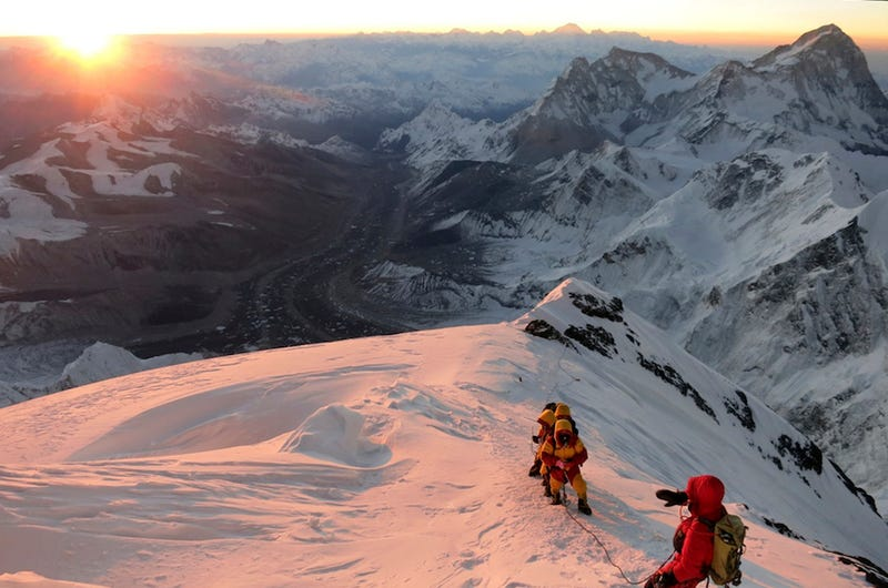 Deadliest-Ever Avalanche on Mt. Everest Kills at Least 12