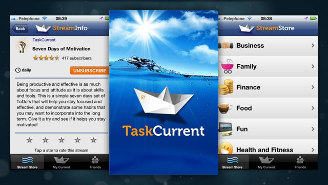 TaskCurrent Is a To-Do App Full of Things You Want to Do and Skills You'd Like to Learn