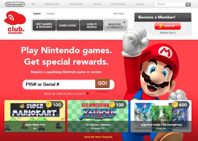 Club Nintendo Coins Will Soon Buy Virtual Console Games