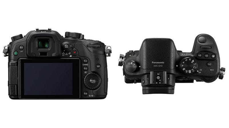 Panasonic Lumix GH3: The Hacker's HD Video Camera Gets Its Bits Juiced
