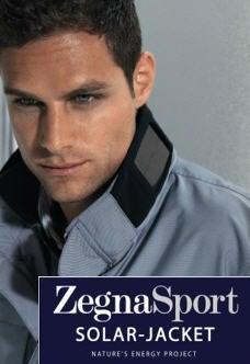 ZegnaSport Jacket Has Solar Ring Around the Collar