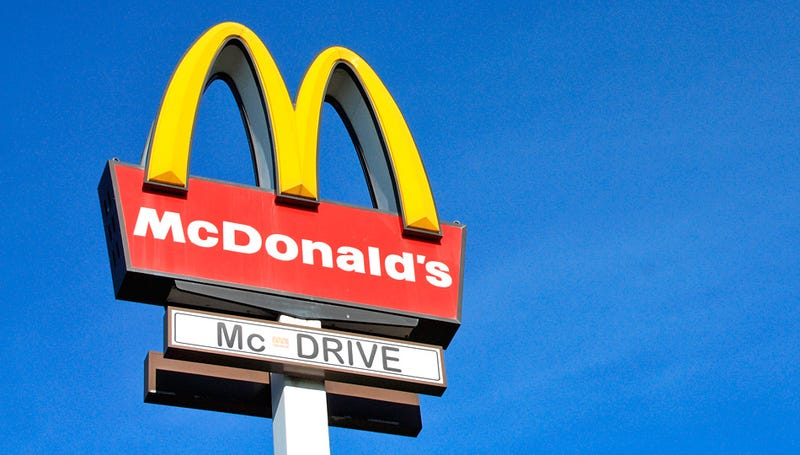 In Japan, You Can Order McDonald's Using Your Car Navigation System