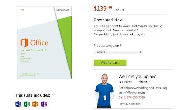 Office 2013 Is Available Now As a Boxed Copy or Yearly Subscription