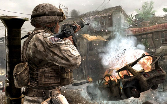 Second Modern Warfare 2 Map Pack Coming Out In Late 2010