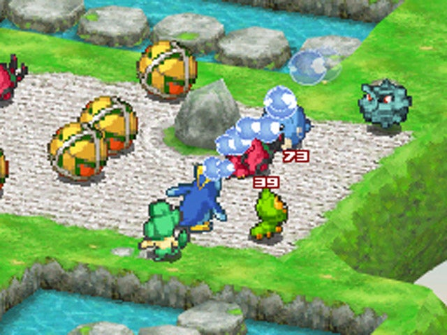 Pokémon Conquest Poses Triumphantly Over the Battered Bodies of Game Reviewers
