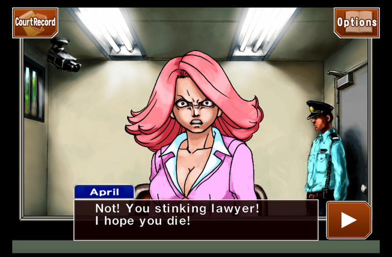 The Phoenix Wright HD Trilogy Is Finally Out On iOS Today