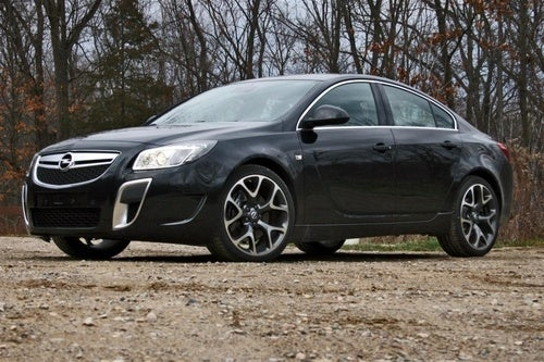Opel Insignia OPC: First Drive