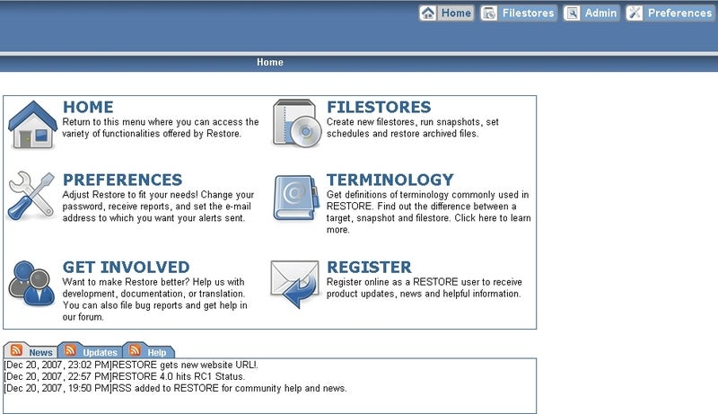 Create Your Own Cross-Platform Backup Server