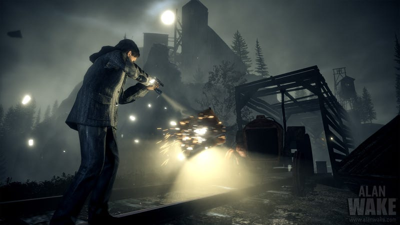 Frankenreview: Alan Wake