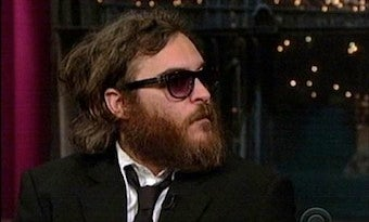 For Joaquin Phoenix's Next Trick, He Will Make Out with Leonardo DiCaprio