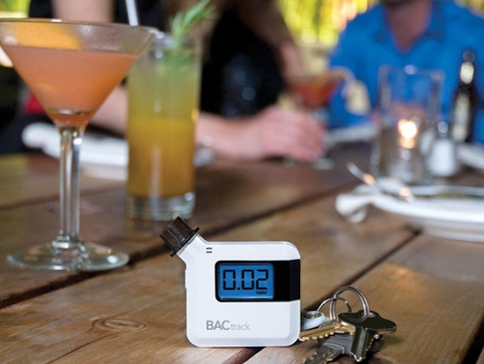 Don't Let This Be You! Get a Pocket Breathalyzer for $30 [Back In Stock]