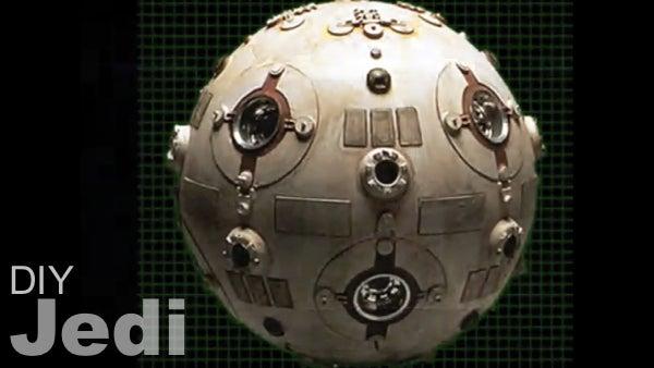 DIY Levitating Jedi Training Sphere