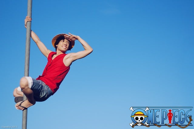 The Revealing World of One Piece Cosplay