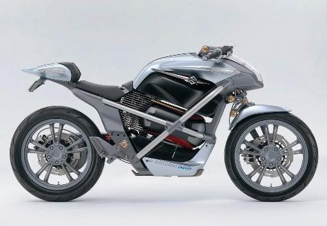 Suzuki Crosscage Concept Hybrid Thing