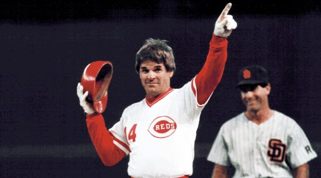 Pete Rose Twitter Impostor Dupes Aaron Boone