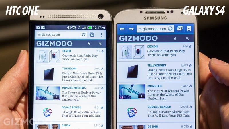 Primer contacto con el Galaxy S4