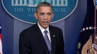 "Obama: Sony's <i>Interview </i>Cancellation Was a ""Mistake"""