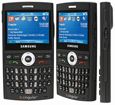 Samsung BlackJack Getting Windows Mobile 6 Update After June?