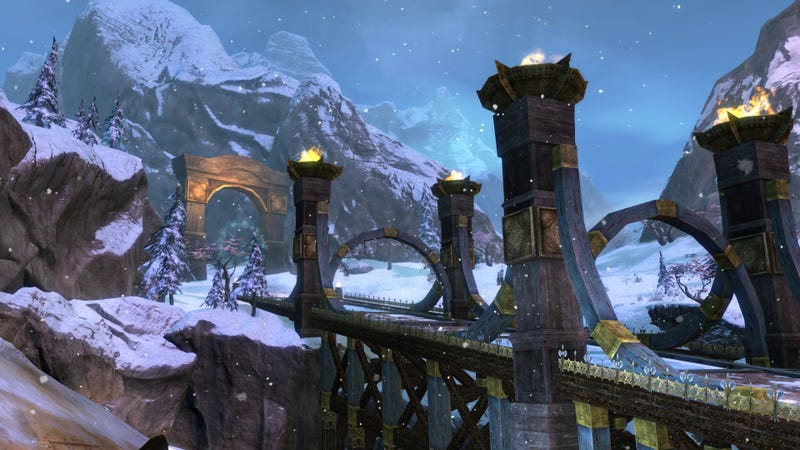 The History Of Tyria Is Written Into Every Square Inch Of Guild Wars 2