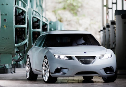 Saab 9-X BioHybrid Wins Specialty Concept Of The Year