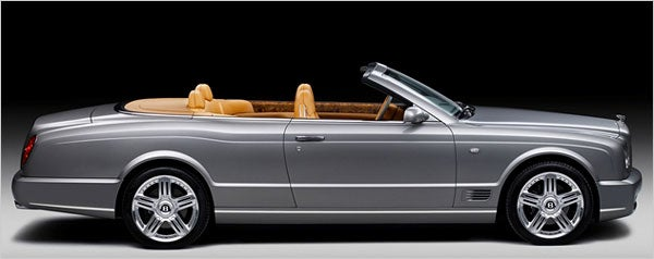 Help CCC Find a 4-Seat Convertible Men Can Drive