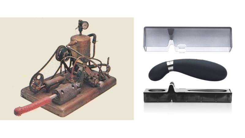 The Bizarre History of the Vibrator: From Cleopatra's Angry Bees to Steam-Powered Dildos
