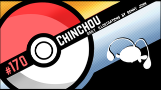 Cautious Chinchou!  Pokemon One a Day, Series 2!